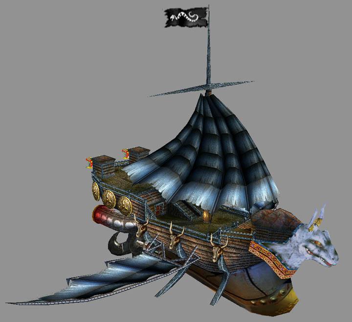 FeargalPlant Galleon