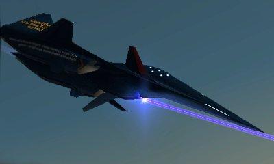 Star Fox in Ace Combat - Portable Starfox - StarFox-Online