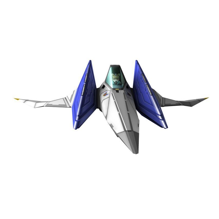 Fox Arwing 1