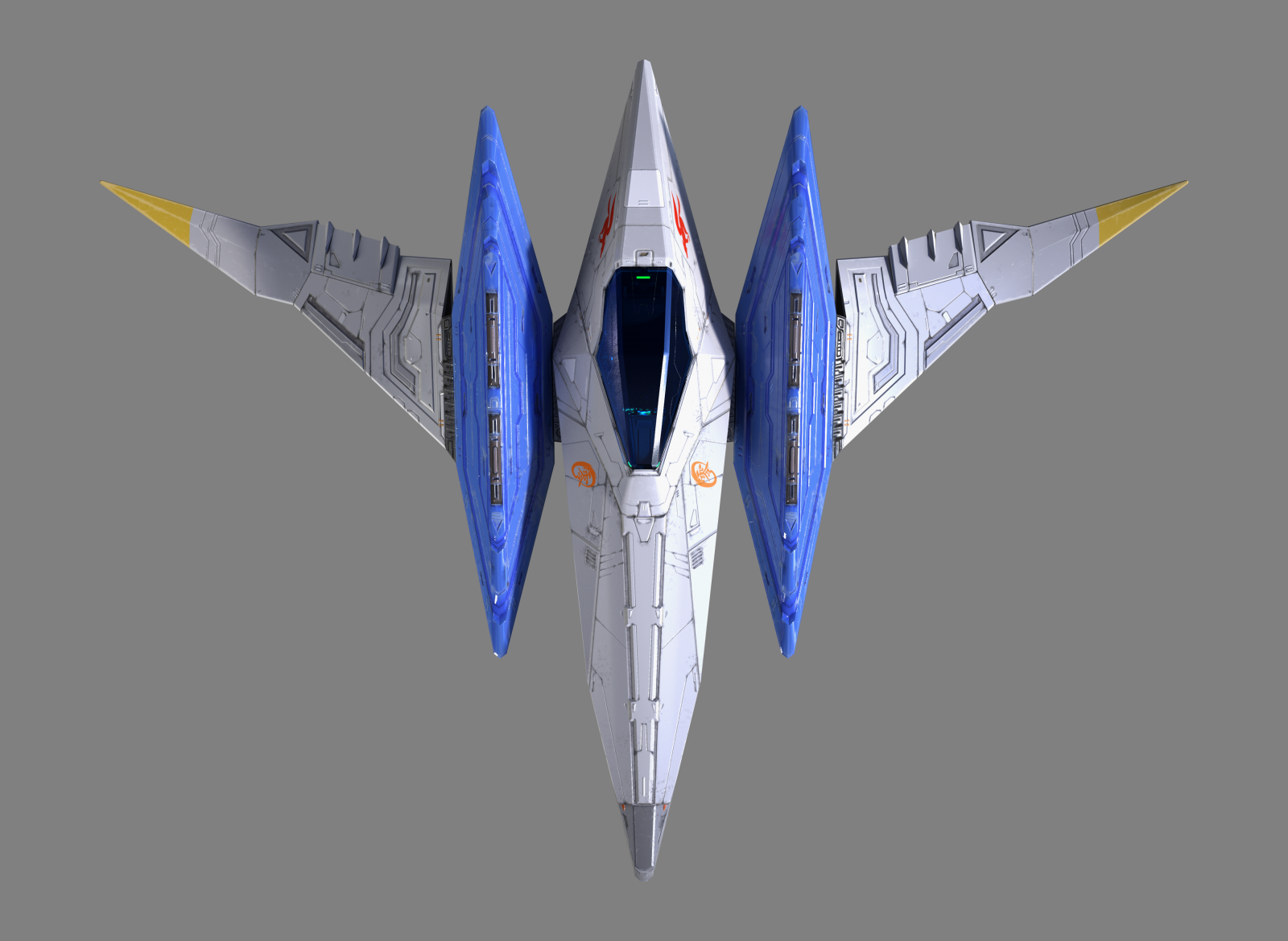 Arwing Top