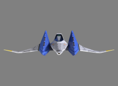 Arwing Front